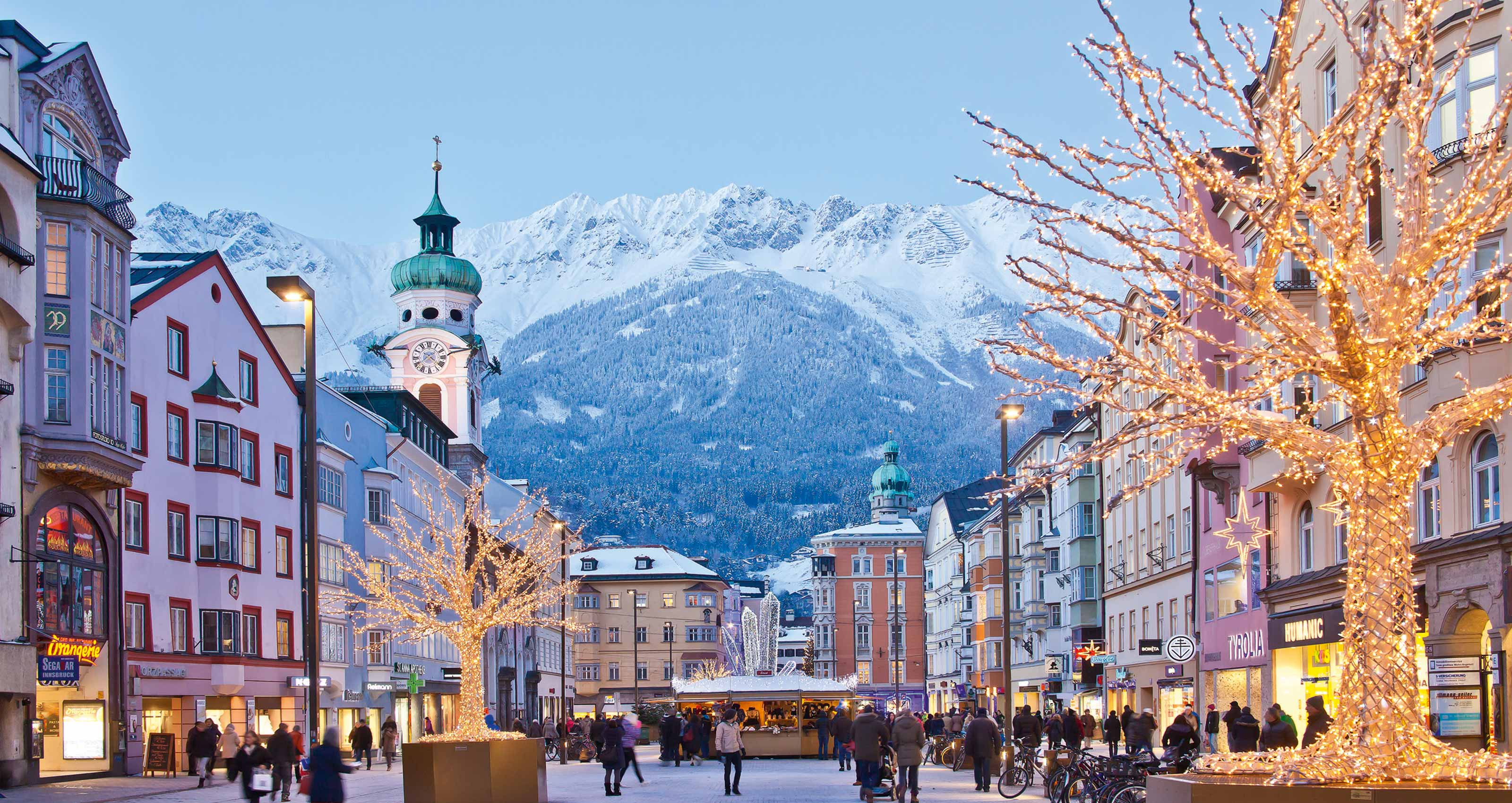 Hotel Innsbruck Booking