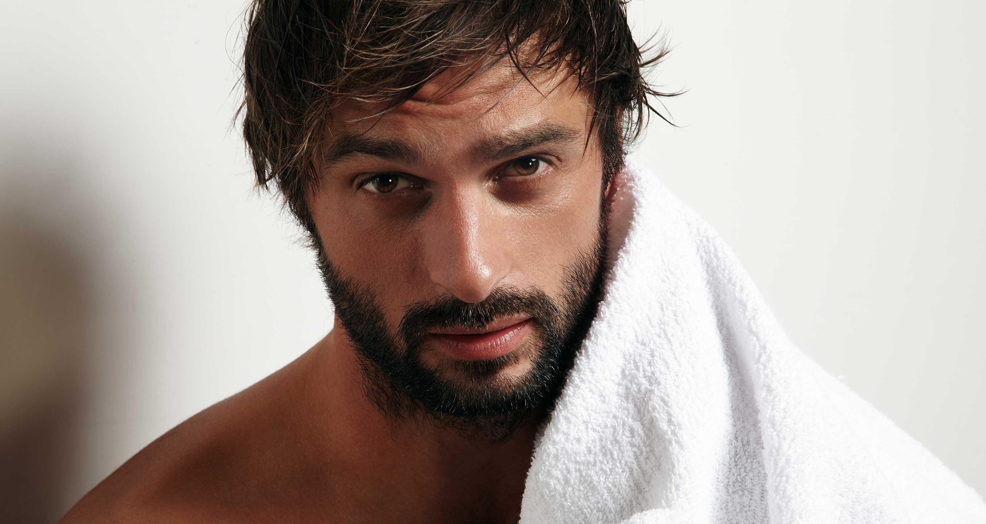 Energy spa for men